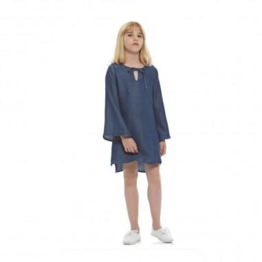 Kocca Girls Denim Dress - Kocca algida-kocca20