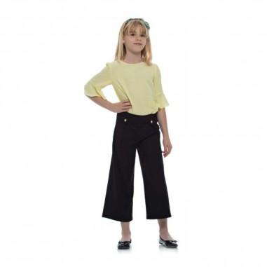 Kocca Pantalone Nero Crop Bambina - Kocca otis-kocca20