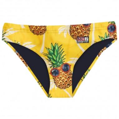 Mc2 Saint Barth Boys Pineapple Swim Brief - Mc2 Saint Barth bil0001-supn91-mc2saintbarth20