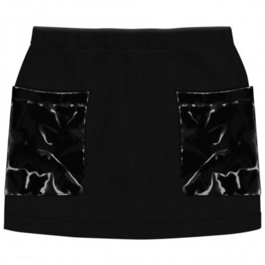 N.21 Kids Black Skirt - N.21 Kids n214ee-n21kids30
