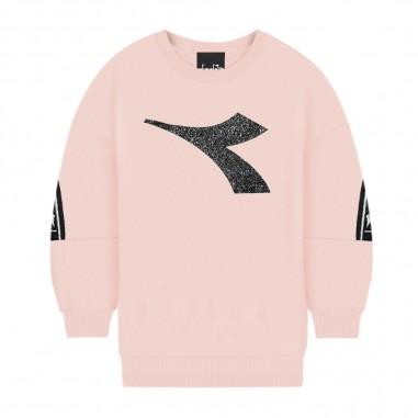 Diadora Girls Over Sweatshirt - Diadora 26313-042-diadora30