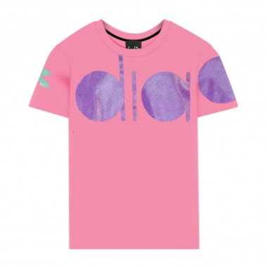 Diadora Girls Jersey T-Shirt - Diadora 26282-045-diadora30