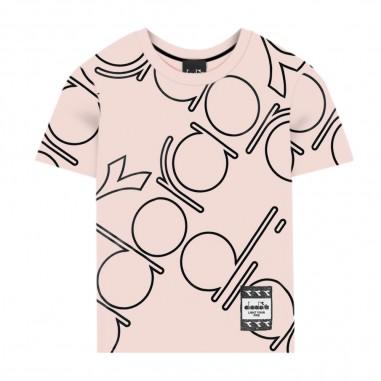 Diadora T-Shirt Jersey Ragazza - Diadora 26289-042-diadora30