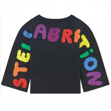 Stella McCartney Kids Maglia Stellabration - Stella McCartney Kids 601153spm18-stellamccartneykids30
