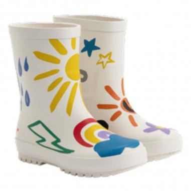 Stella McCartney Kids Weather Rainy Boots - Stella McCartney Kids 601379spd04-stellamccartneykids30