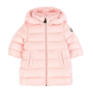 Moncler Pink Majeure Jacket - Moncler 1c50510-53048-503-moncler30