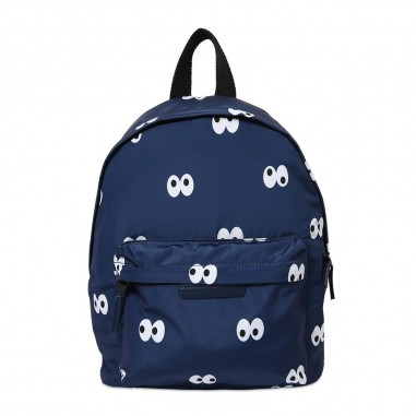 Stella McCartney Kids Cartoon Eyes Backpack - Stella McCartney Kids 601384spk54-stellamccartneykids30