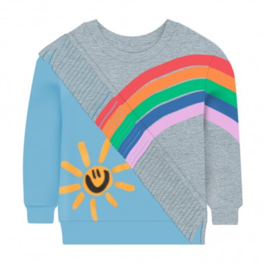 Stella McCartney Kids Rainbow Sweatshirt - Stella McCartney Kids 601084spja5-stellamccartneykids30