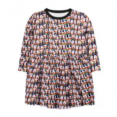 Stella McCartney Kids Stellabration Jersey Dress - Stella McCartney Kids 601144spj62-stellamccartneykids30