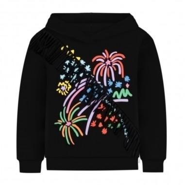 Stella McCartney Kids Fireworks Hoodie - Stella McCartney Kids 601164spj98-stellamccartneykids30