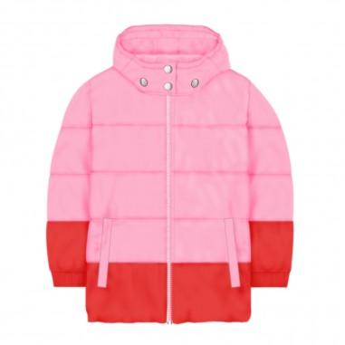 Stella McCartney Kids Bicolor Puffer Jacket - Stella McCartney Kids 601278spk86-stellamccartneykids30