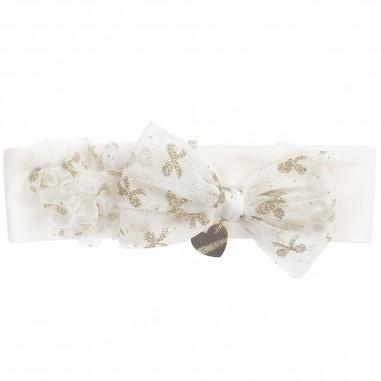 Monnalisa Jersey Headband - Monnalisa 736005-monnalisa30