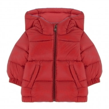 Moncler Red New Macaire Jacket - Moncler 1a53920-53334-455-moncler30