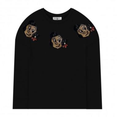Monnalisa Maxi T-Shirt - Monnalisa 116624-monnalisa30