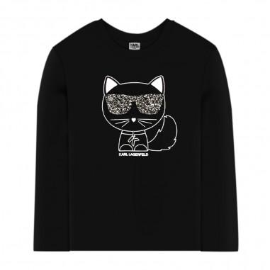 Karl Lagerfeld Kids T-Shirt Manica Lunga - Karl Lagerfeld Kids z15260-karllagerfeldkids30