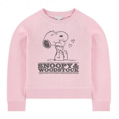 Little Marc Jacobs Pink Sweatshirt - Little Marc Jacobs w15509-littlemarcjacobs30