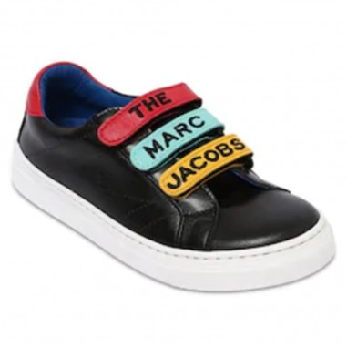 Little Marc Jacobs Black Shoes - Little Marc Jacobs w29045-littlemarcjacobs30