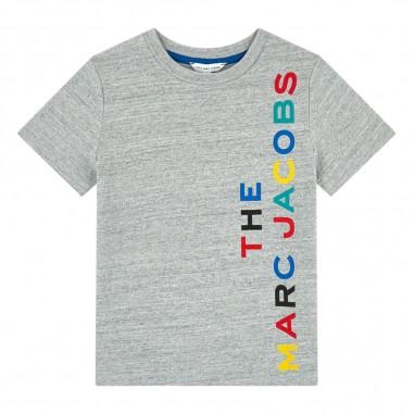 Little Marc Jacobs Grey T-Shirt - Little Marc Jacobs w25450-littlemarcjacobs30