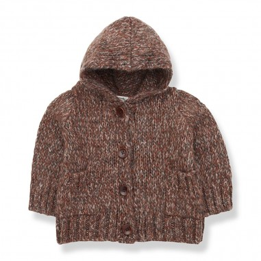 1+ In the Family Toffee Hood Jacket - 1+ in the Family domtoffee-onemoreinthefamily30