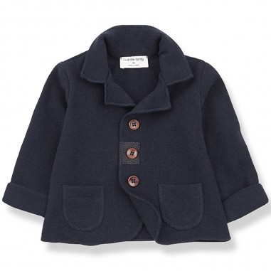 1+ In the Family Blue Notte Jacket - 1+ in the Family balandraubluenotte-onemoreinthefamily30