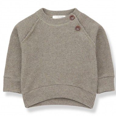 1+ In the Family Beige Sweatshirt - 1+ in the Family livingobeige-onemoreinthefamily30