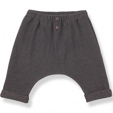 1+ In the Family Pantalone Baggy Marrone - 1+ in the Family llavorsiterrau-onemoreinthefamily30