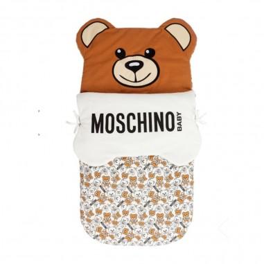 Moschino Kids Baby Nest - Moschino mue00c-ldb46-moschino30