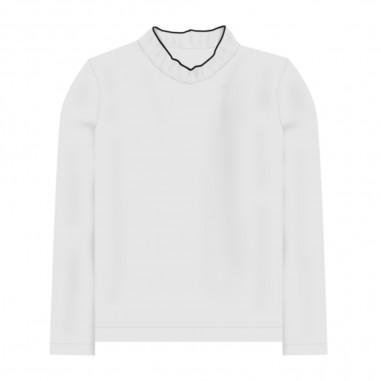 Piccola Ludo Girls Cream Shirt - Piccola Ludo demi-piccolaludo30