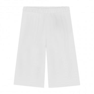 Piccola Ludo Pantalone Panna Bambina - Piccola Ludo janine-piccolaludo30