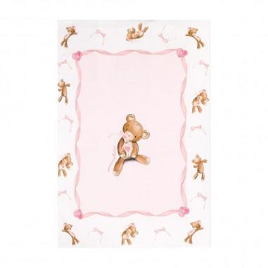 Monnalisa Interlock Blanket - Monnalisa 356002-monnalisa30