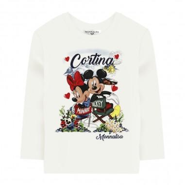 Monnalisa T-Shirt Jersey - Monnalisa 116619p2-monnalisa30
