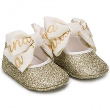 Monnalisa Glitter Shoes - Monnalisa 736011-monnalisa30