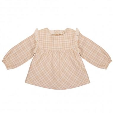 Natura Pura Baby Girls Blouse - Natura Pura 063naturapura30