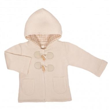 Natura Pura Baby Knitted Jacket - Natura Pura 031naturapura30