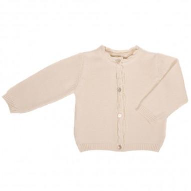 Natura Pura Baby Knitted Cardigan - Natura Pura 011naturapura30