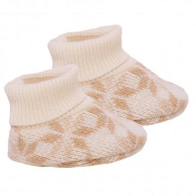 Natura Pura Patterned Babyshoes - Natura Pura 043naturapura30
