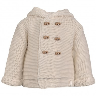 Natura Pura Baby Double Breasted Jacket - Natura Pura 13207naturapura30