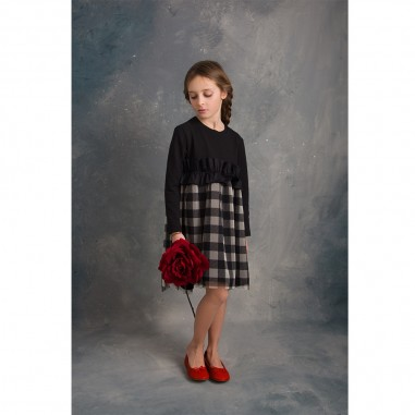 Piccola Ludo Girls Dress - Piccola Ludo seth-piccolaludo30