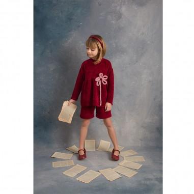 Piccola Ludo Ruby Sweater - Piccola Ludo rossana-piccolaludo30