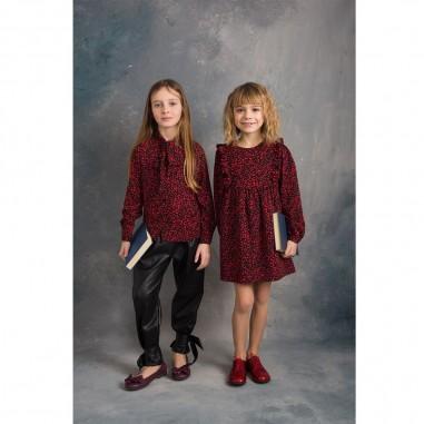 Piccola Ludo Girls Grey Trousers - Piccola Ludo londra-grigio-piccolaludo30