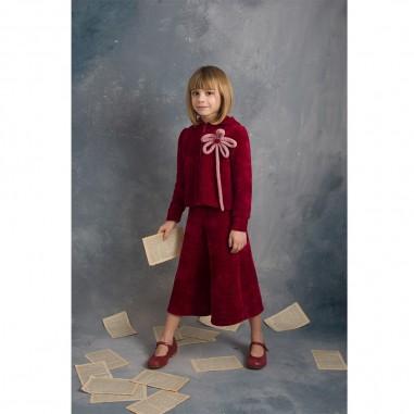 Piccola Ludo Pantalone Rubino - Piccola Ludo vivien-piccolaludo30