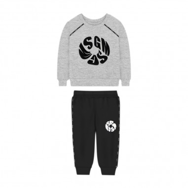 MSGM Baby Boys Jogging Set - MSGM 26366-107-msgm30