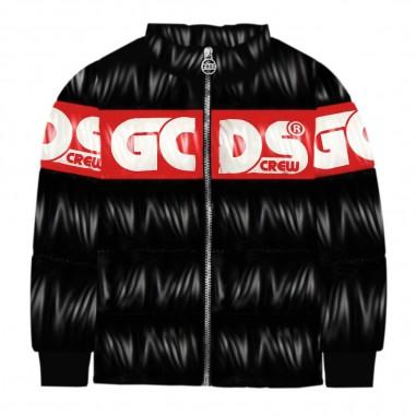 GCDS mini Black Nylon Jacket - GCDS mini 25754-gcdsmini30