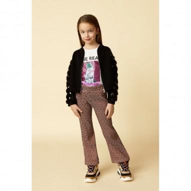Dixie Kids Cardigan Nero - Dixie lg02040g26-3901-dixie30