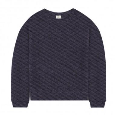 Dixie Kids Girls Quilted Sweatshirt - Dixie lb50172g26-1326-dixie30