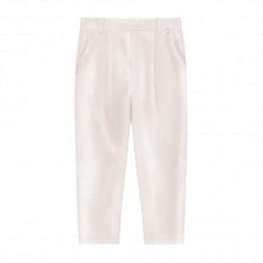 Dixie Kids Pantalone Ecru - Dixie pe53172g26-3140-dixie30