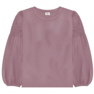 Dixie Kids Girls Pink Sweatshirt - Dixie lb35032g26-3312-dixie30