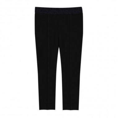 Dixie Kids Girls Black Trousers - Dixie fl04170g26-3901-dixie30