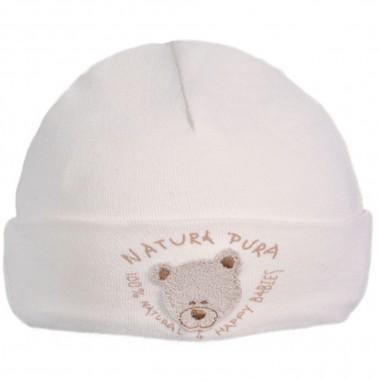 Natura Pura Cappellino Orsetto - Natura Pura bb17028naturapuraCO