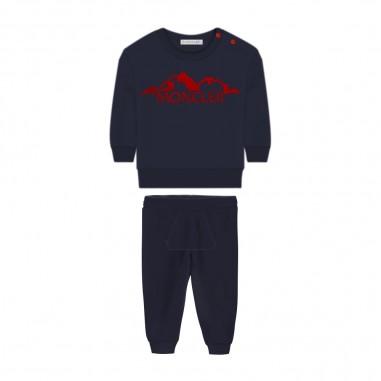 Moncler Baby Jogging Set - Moncler 8m72220-80996-778-moncler30